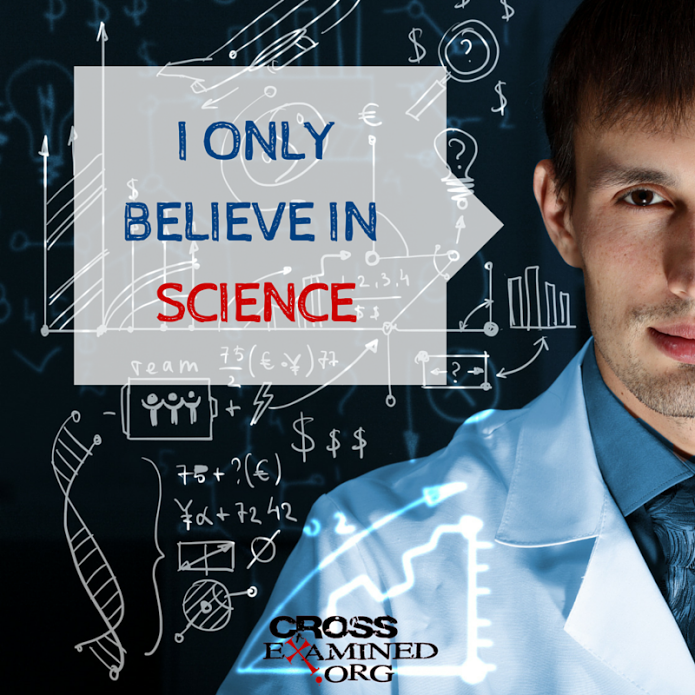 Science Doesn't Say Anything– Scientists Do