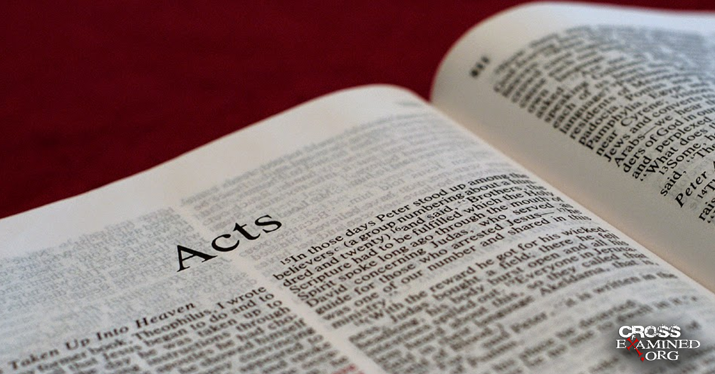 The Speeches in Acts: Are They Authentic?