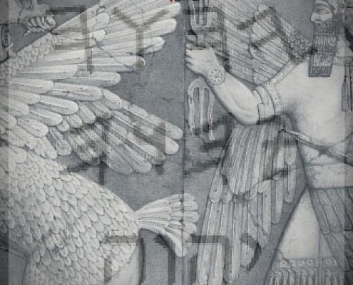 Yahweh Summarian Myth