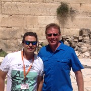 Eli Shukron and Frank Turek
