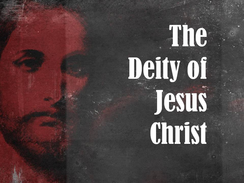 the divinity of jesus At this point we may turn to a detailed discussion of the humanity and divinity of jesus the humanity of jesus if there is any one thing of which modern christians have been certain it is that jesus was a true man, bone of our bone.