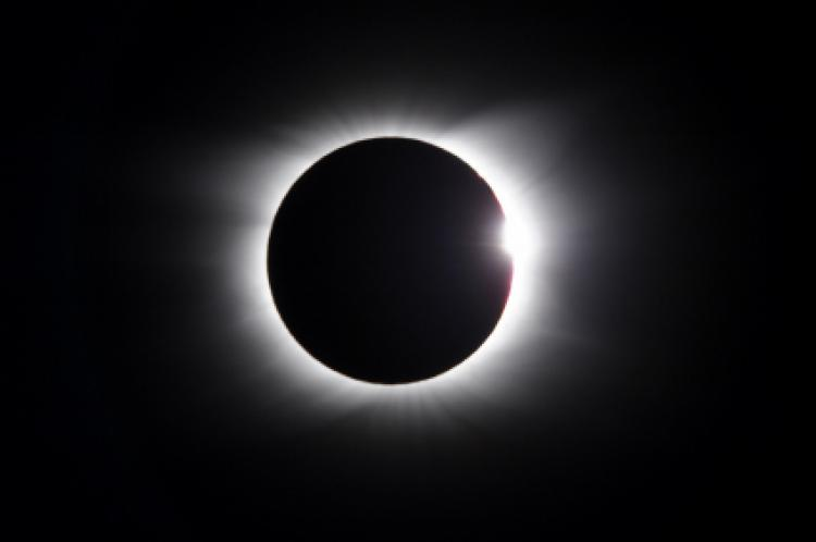 Could solar eclipses be evidence for God? — Premier Christianity