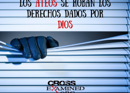 Stealing Rights from God -Espanol Blog