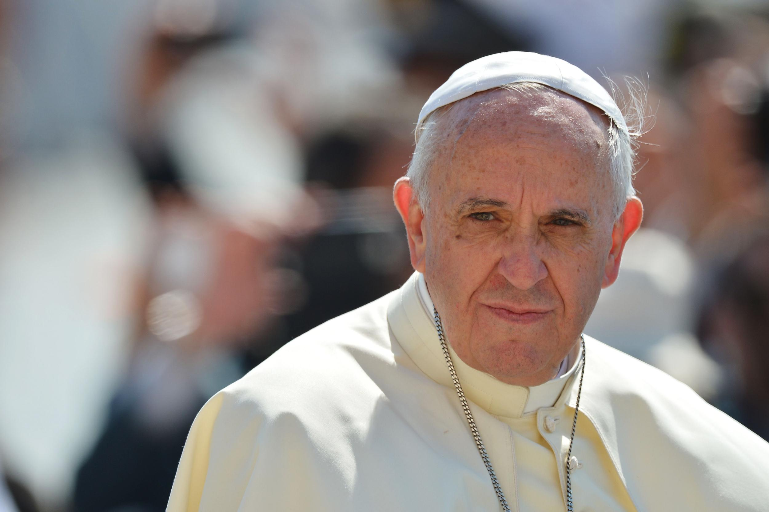 The Pope:  Income Inequality or Poverty?