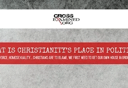 Christianity's-Place-in-Politics