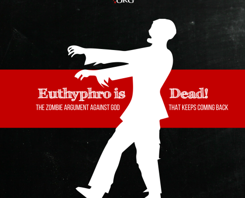 Euthyphro is dead Blog Image