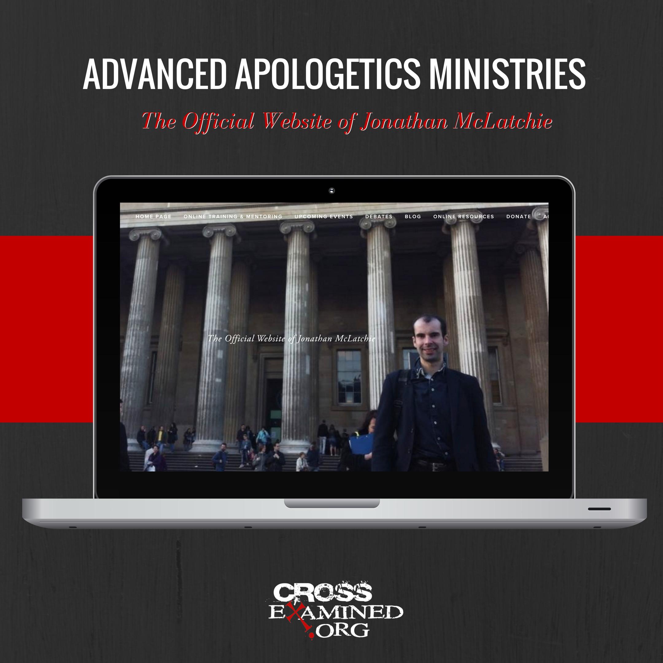 New Website: Advanced Apologetics