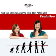Your kids should understand these 4 key points about evolution BLOG image