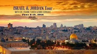 Israel & Jordan Tour 2016