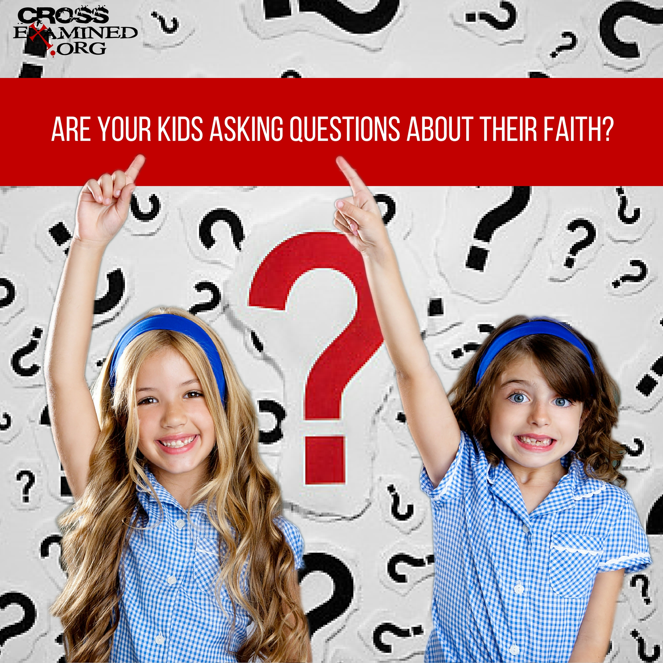 How to Get Your Kids to Ask More Questions About Their Faith