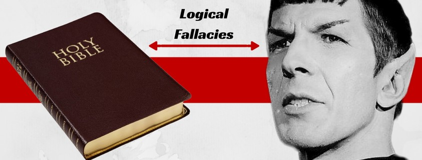 4 Informal Logical Fallacies & Biblical Examples