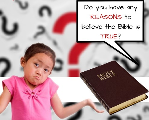 Don't Expect Your Kids to Care What the Bible Says Unless...