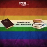 What are the Top Five Books on the Bible and Homosexuality?
