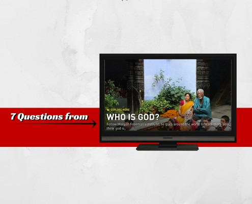 """7 Questions from """"Who is God"""""""