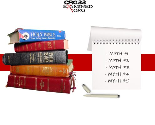 MYTHS ABOUT THE BIBLE BLOG