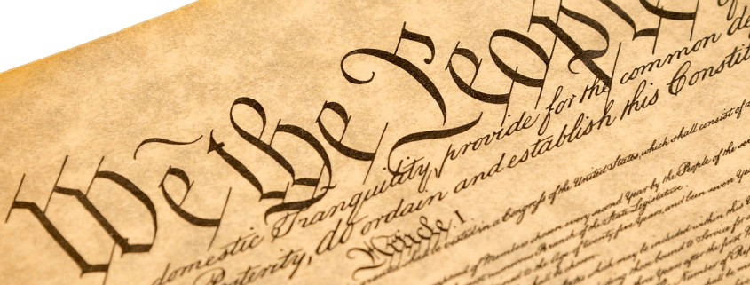 The Constitution Is My Speech Permit
