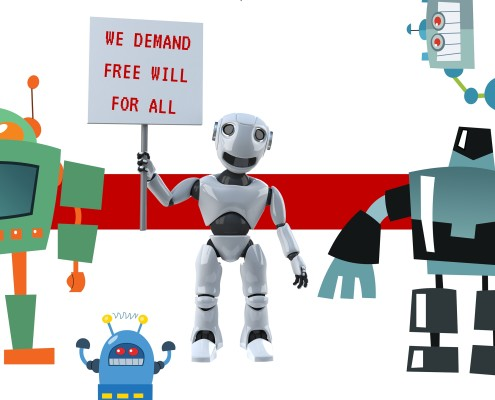 Robots & Rationality