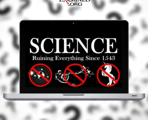 Is Science the Sole Means BLOG