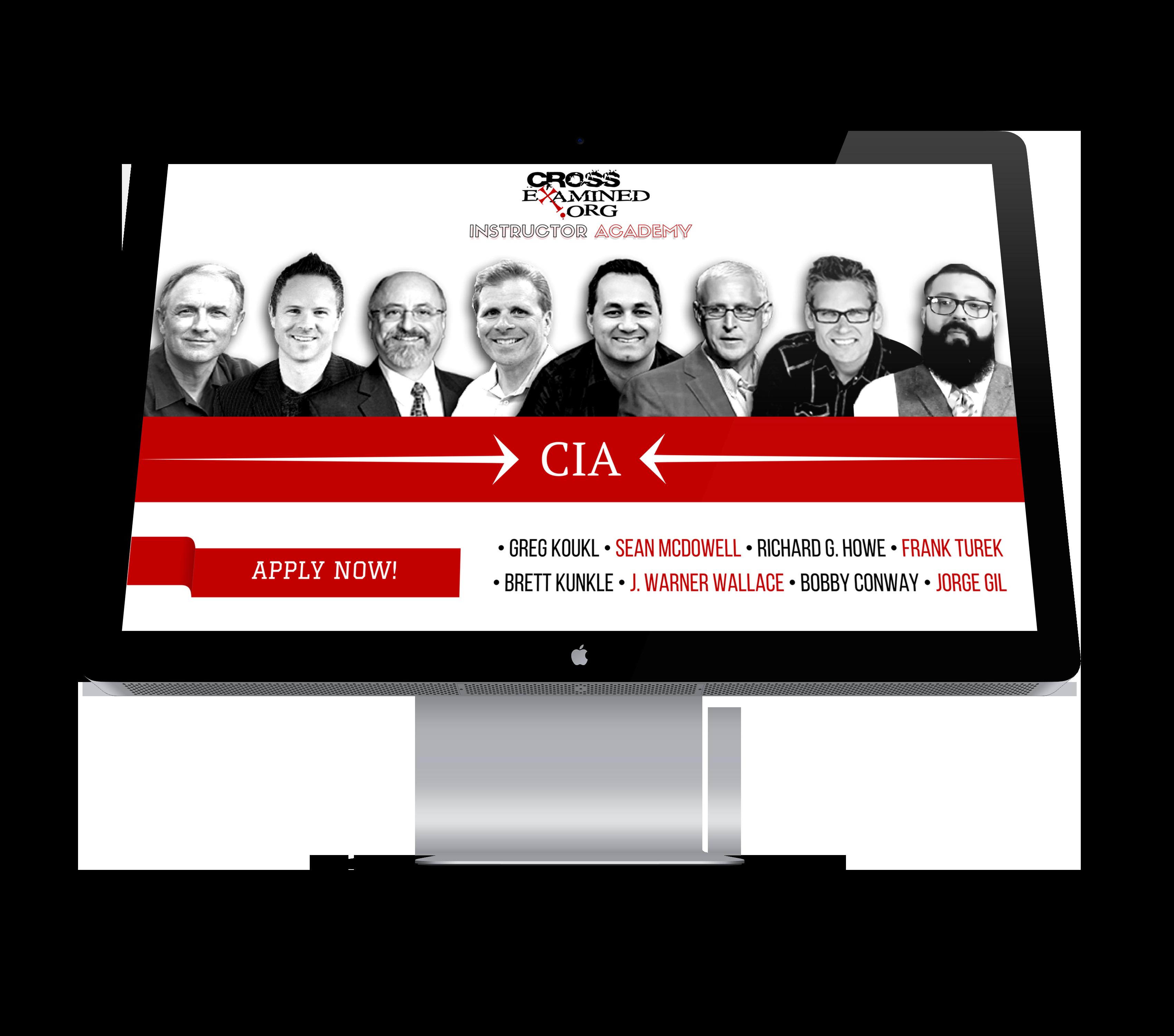CIA Monitor BANNER