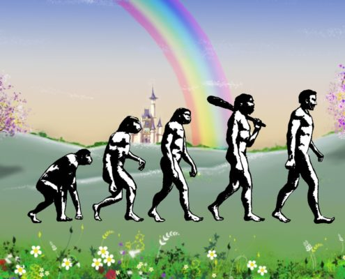 """Evolutionary """"Just So"""" Stories"""