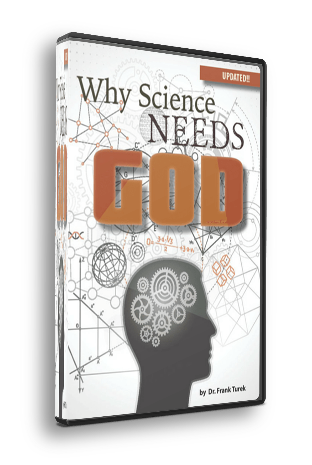 Why Science Needs God DVD SHADOW