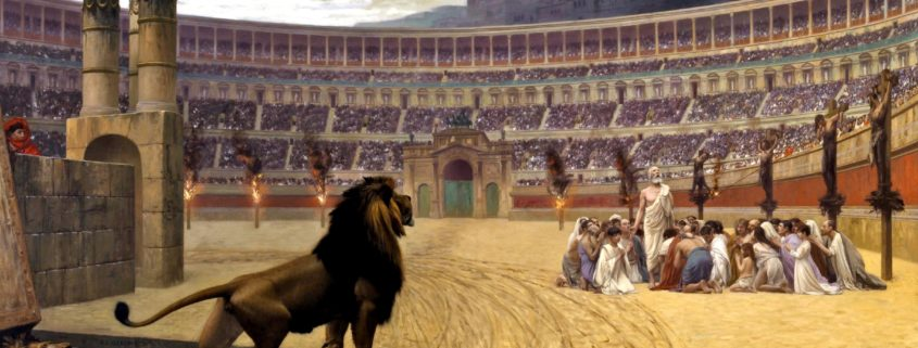 Christianity Prevail in Ancient Rome