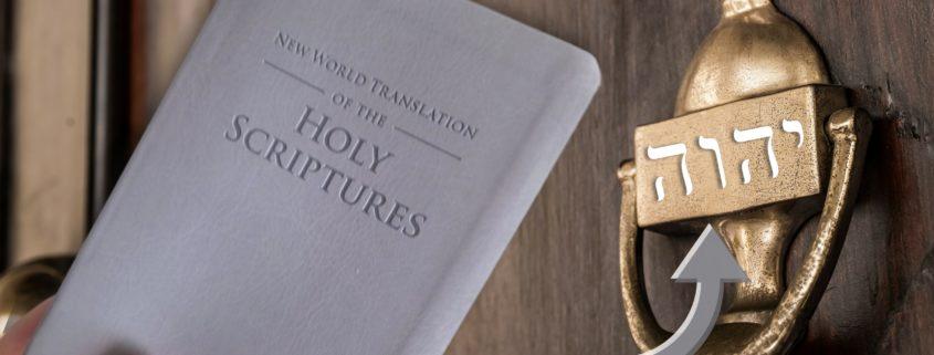 Tetragrammaton And Jehovah's Witnesses