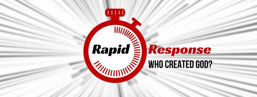 Who Created God