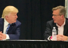 Christians and Donald Trump