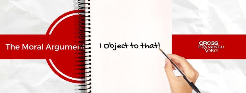 Moral Argument Objections