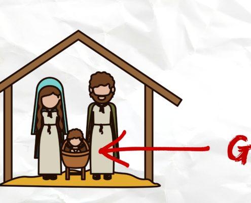 Christmas Jesus God