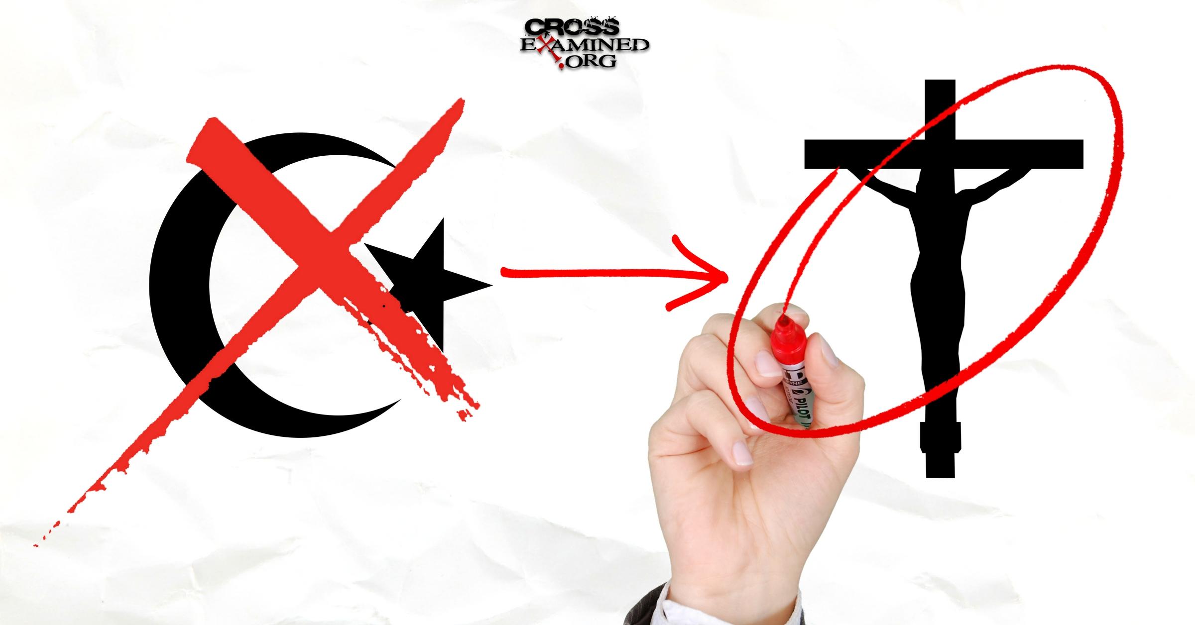 Cross Islam