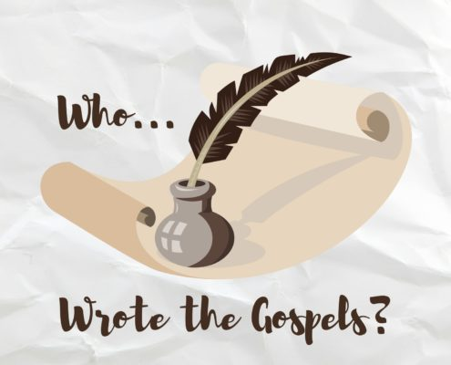 Wrote the Gospels