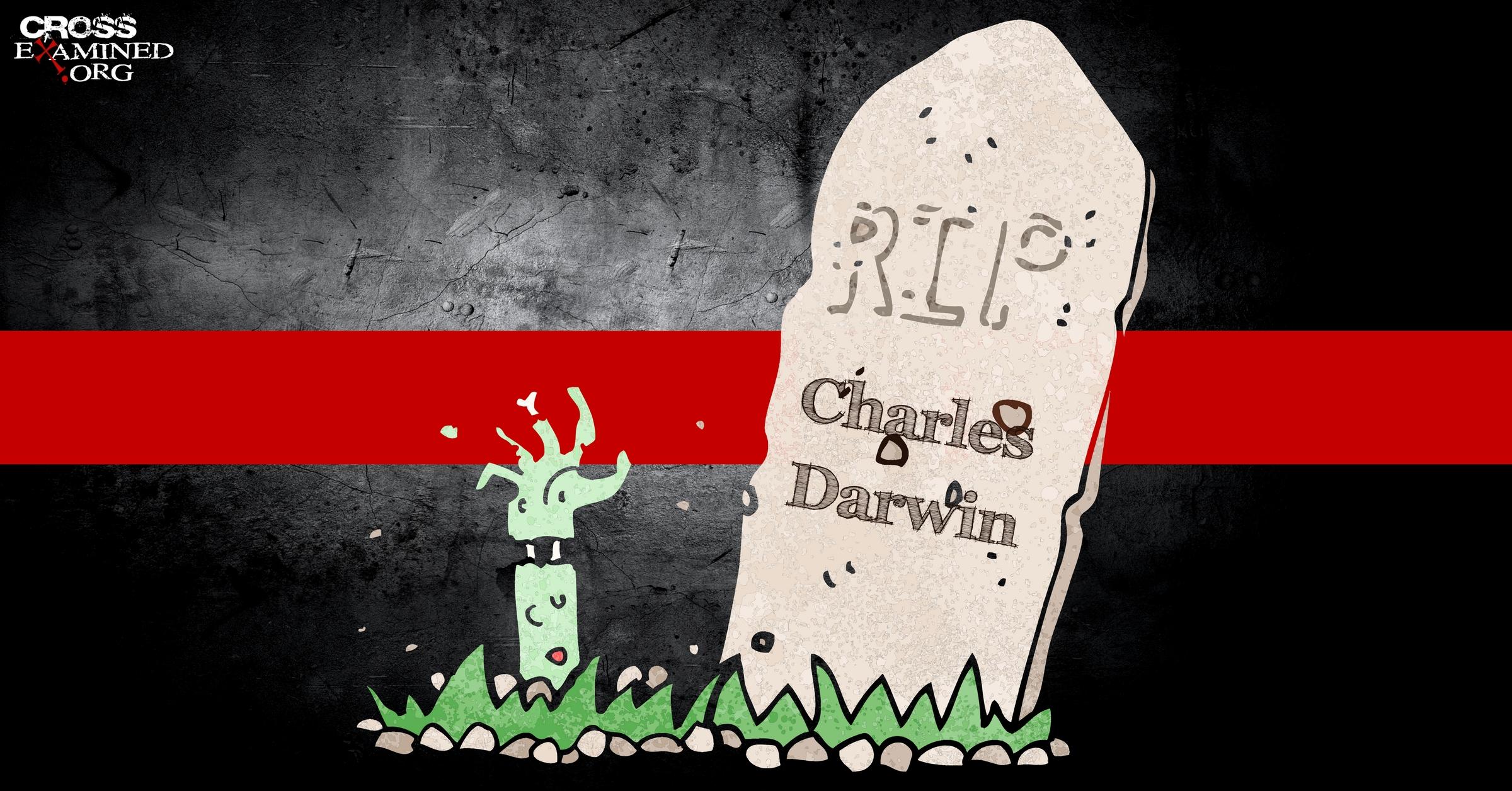 Zombie Science Darwinism