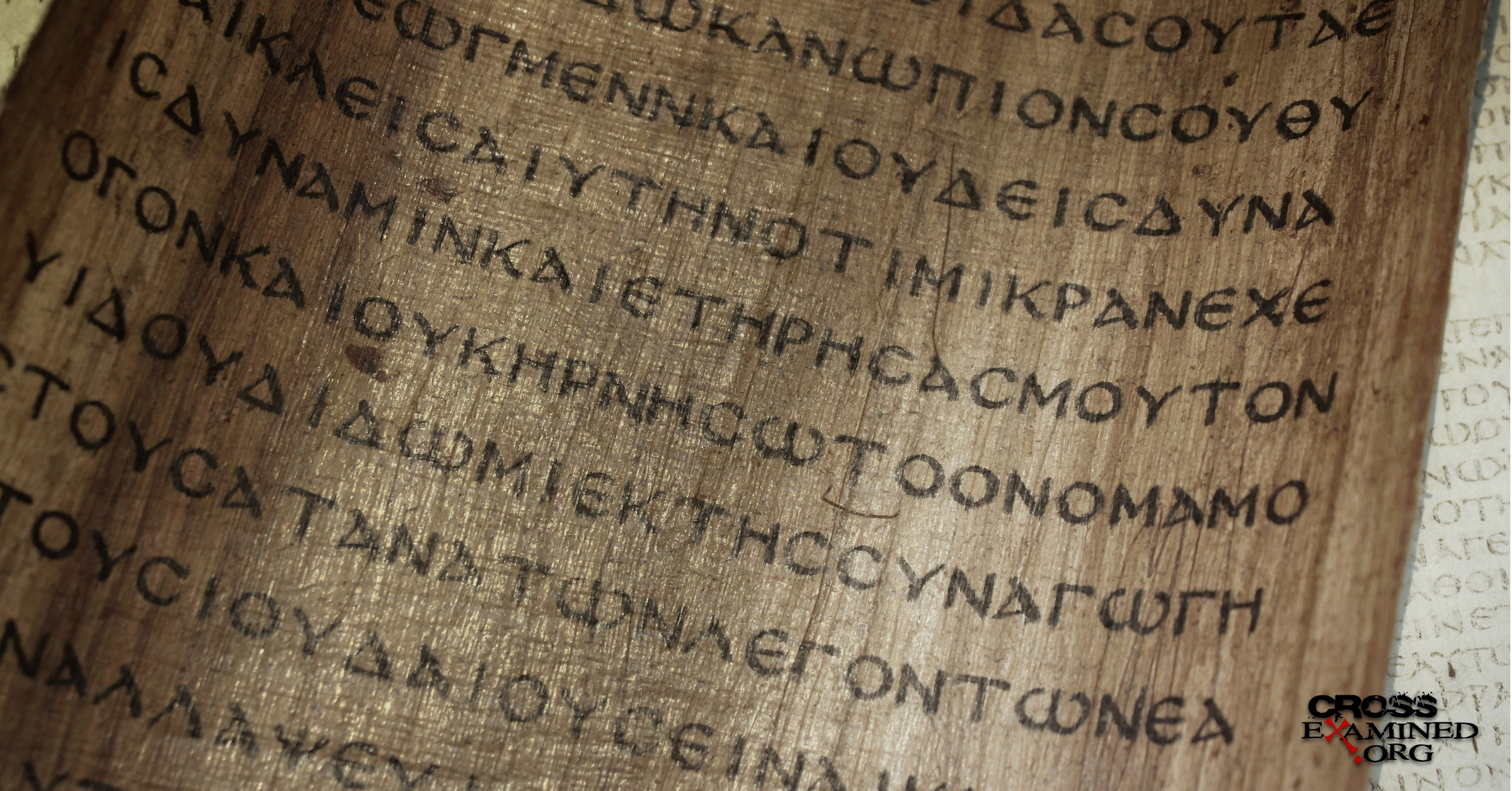 First-Century Gospels Jesus