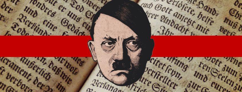 Hitler Christianity History