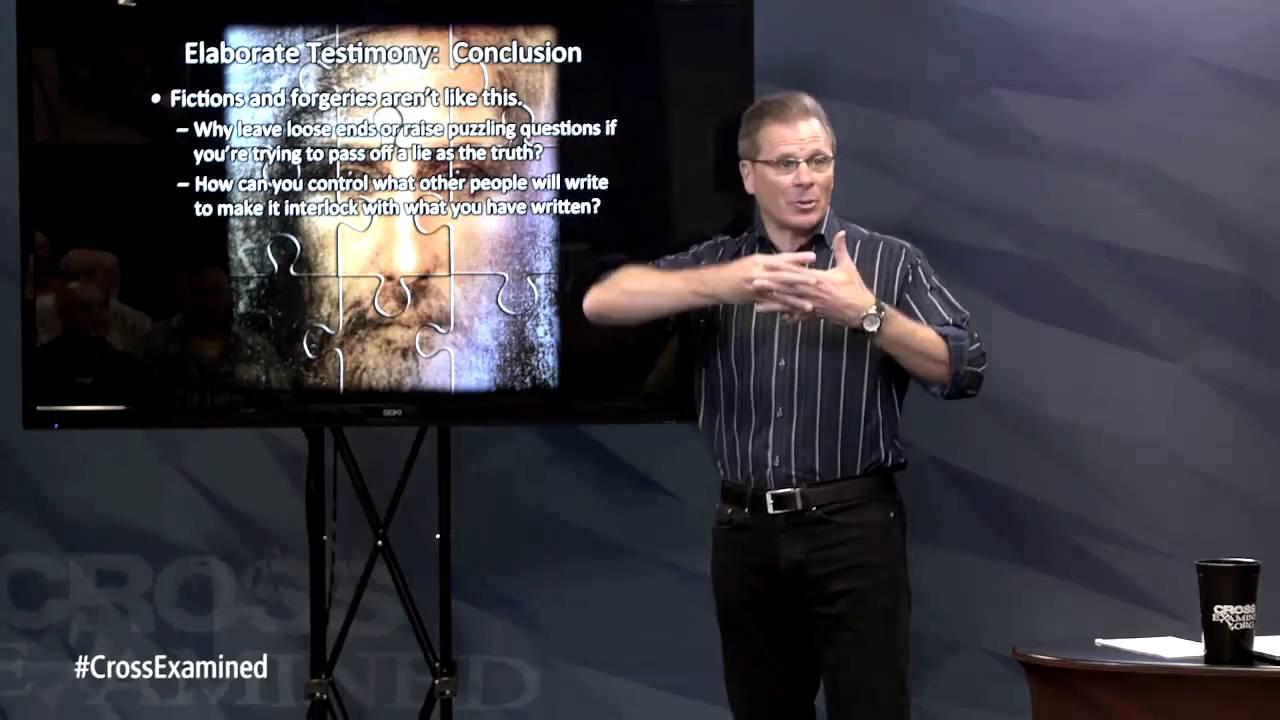 Elaborate Testimony: Part 4