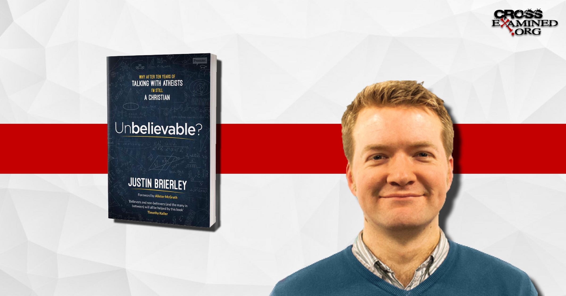 Justin Brierley Book