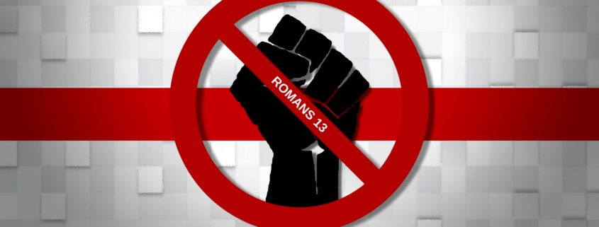 Revolution Romans 13
