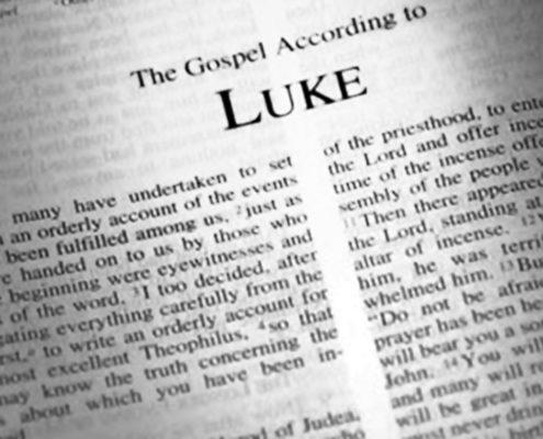 Gospel Luke Authorship