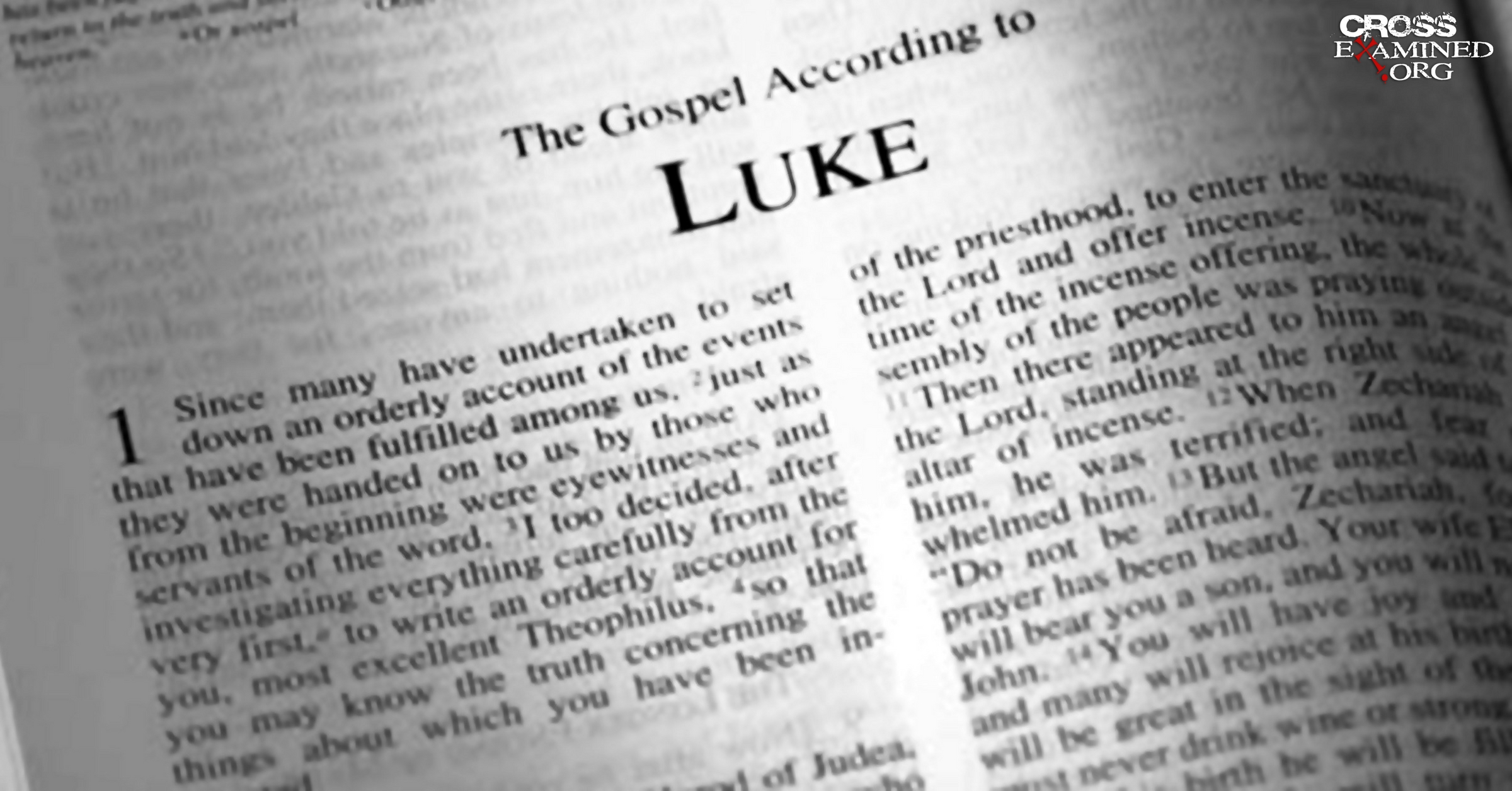 Gospel Luke Authorship