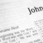 Gospel John New Testament Author