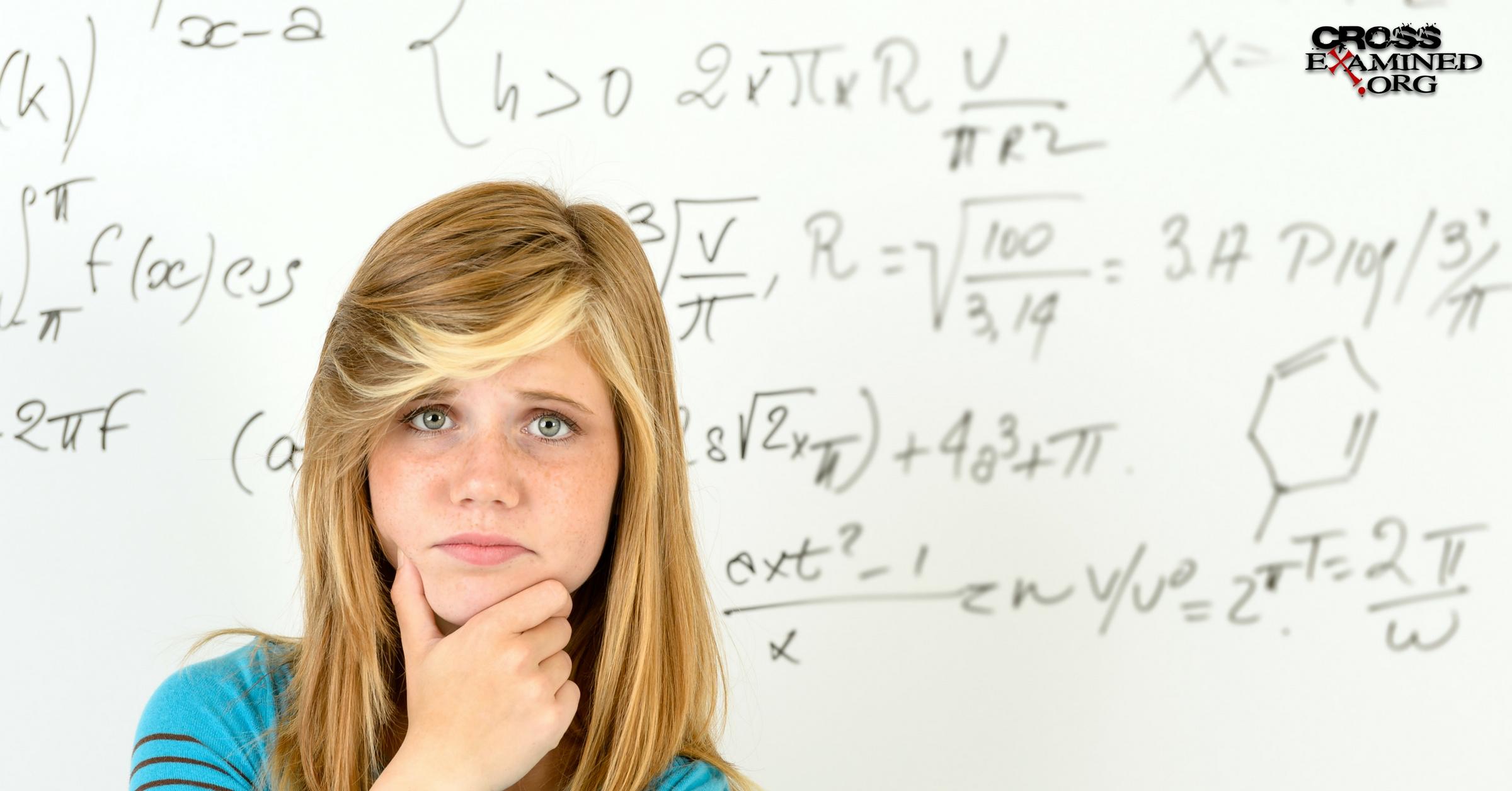 Mathematics God Apologetics