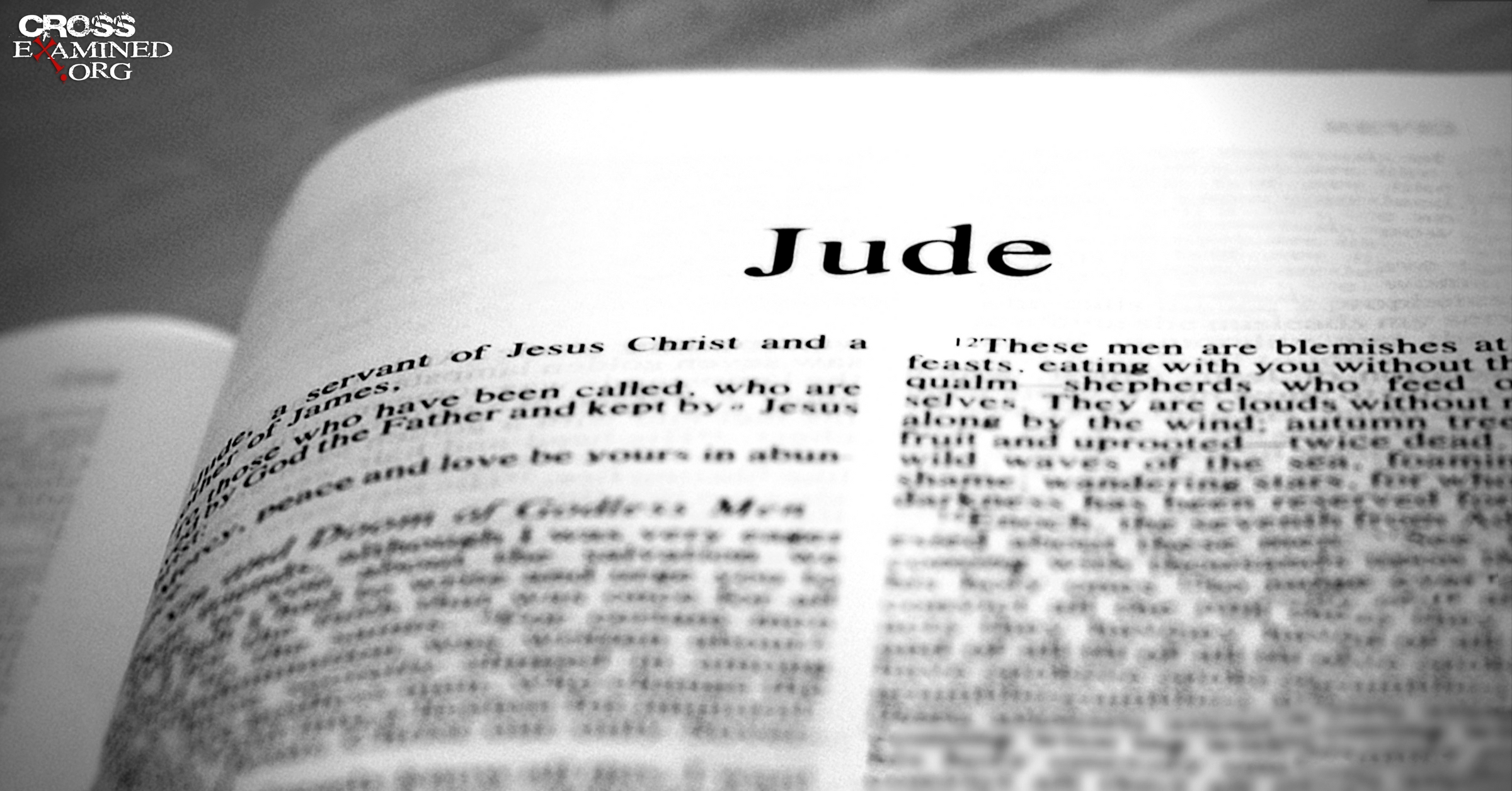 Book Jude Author