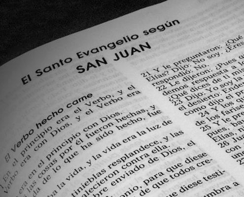 Evangelio San Juan Autor
