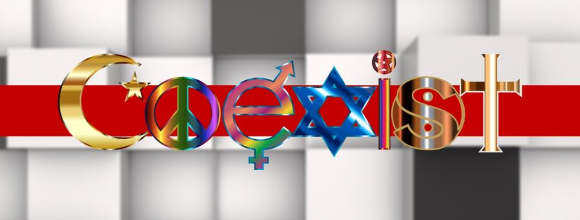 Coexist Biblical Comand