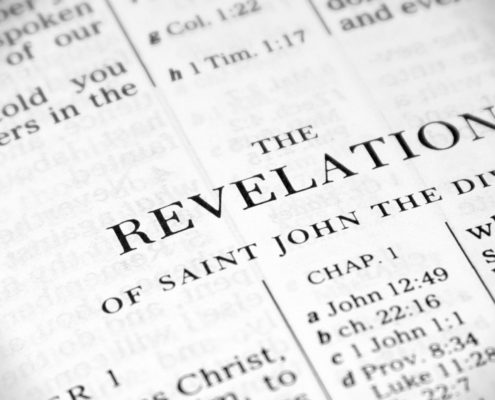Book Revelation Author