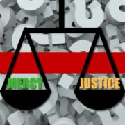 God Balance Mercy Justice