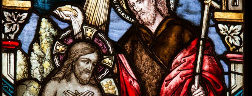 Josephus Gospels John Baptist