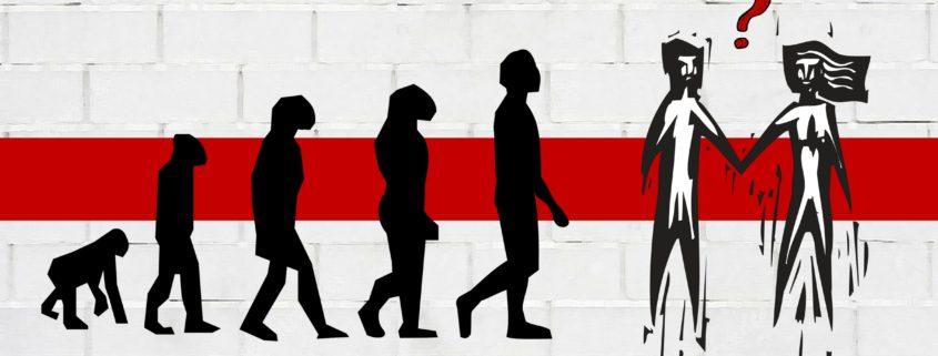 Evolution True Happen Adam Eve